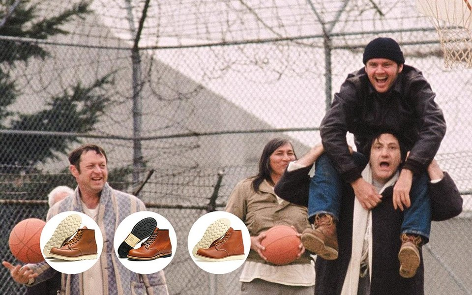 Высокие ботинки Джека Николсона