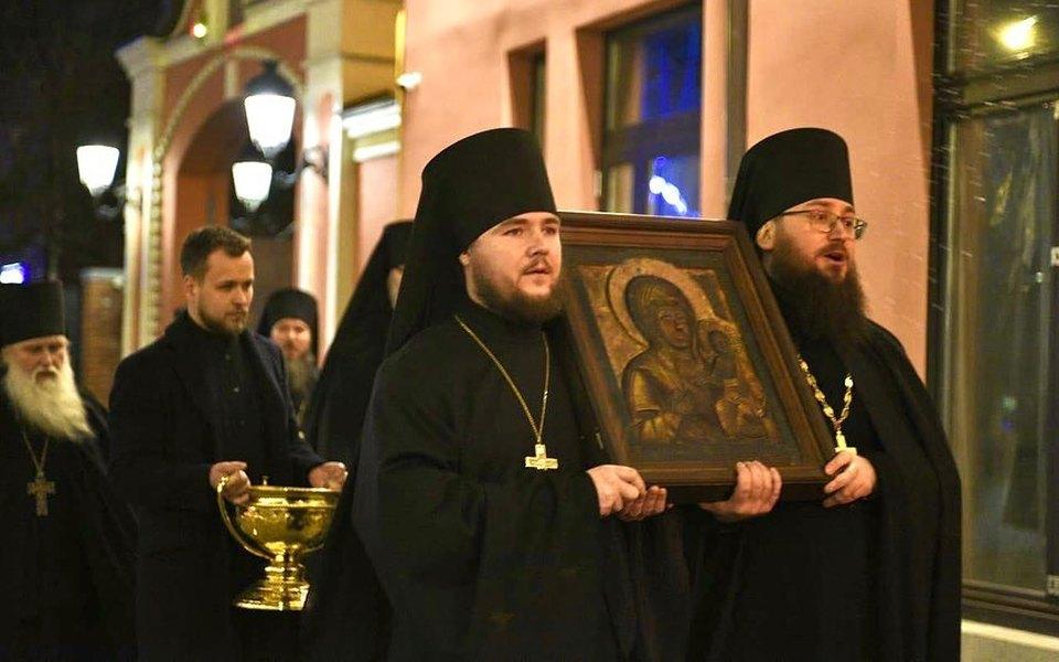 В Москве каждый день будут совершать крестный ход против коронавируса