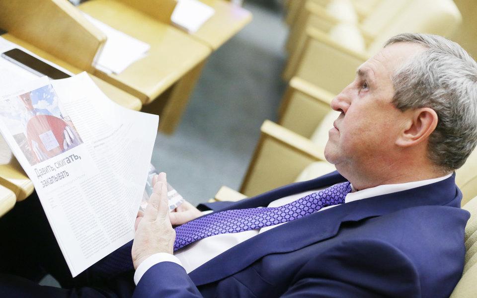 Депутата Госдумы Вадима Белоусова задержали поделу овзятке более чем в3 миллиарда рублей