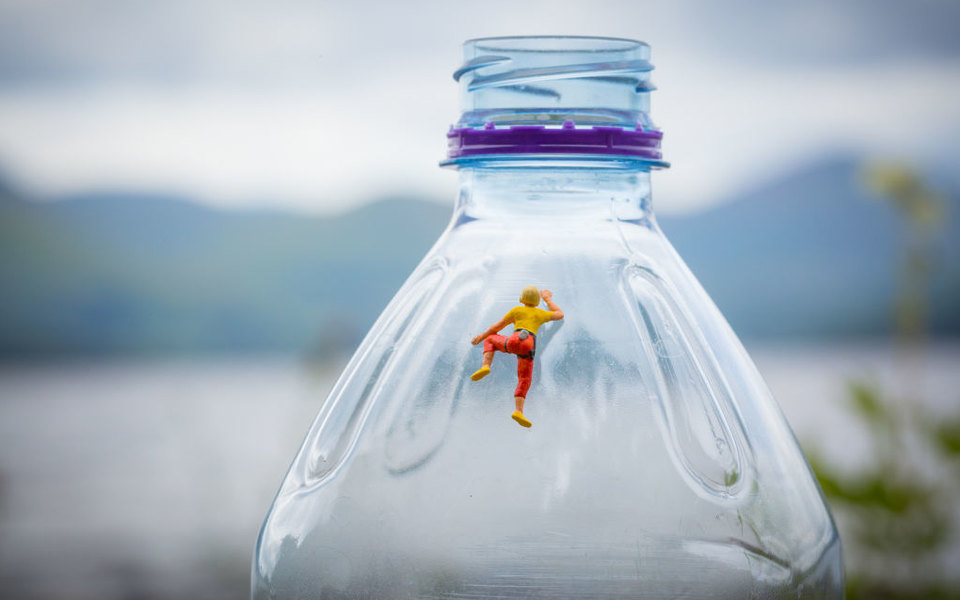 Спасем планету: «Гринпис» запустил кампанию поборьбе спластиковым мусором, вкоторой может поучаствовать каждый
