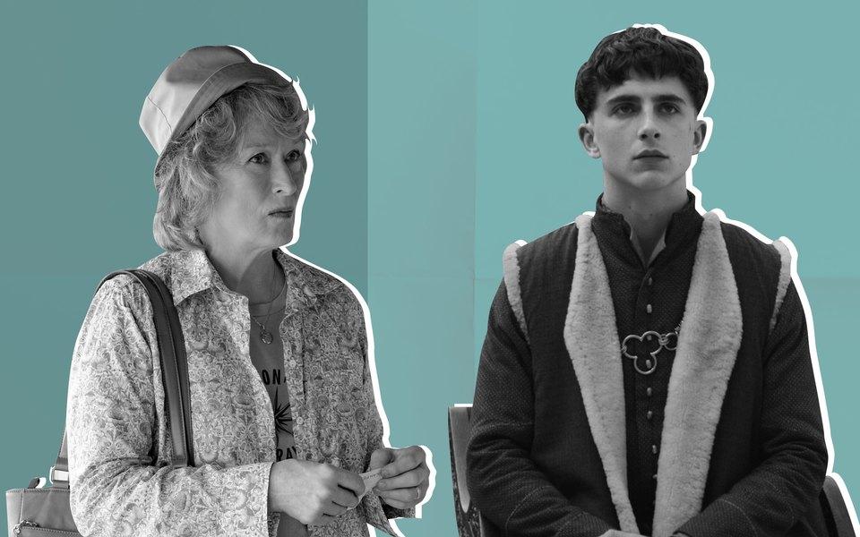 «Король» сТимоти Шаламе и«Прачечная» сМэрил Стрип иБандерасом:  два хита Netflix, который все больше уходит всторону большого авторского кино