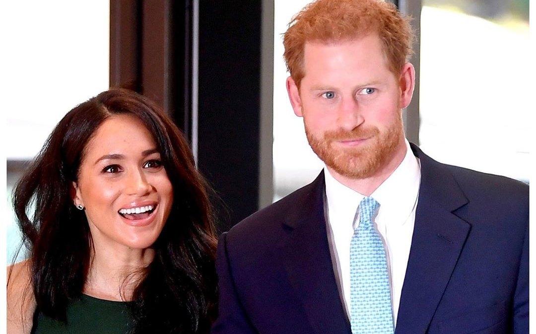 Принц Гарри и Меган Маркл заключили контракт со Spotify на производство эксклюзивных подкастов