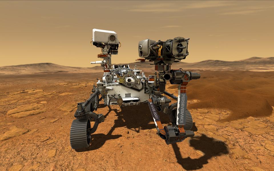 Марсианские хроники: почему марсоход NASA «Персеверанс» может совершить революцию висследовании космоса (даже если ненайдет наМарсе жизнь)