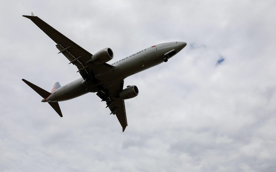 Данные «черных ящиков» Boeing 737 MAX 8 показали сходство скрушением такого же самолета вИндонезии