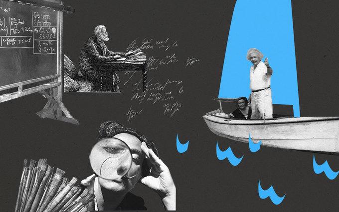 Философский вопрос: очем вы мечтаете?