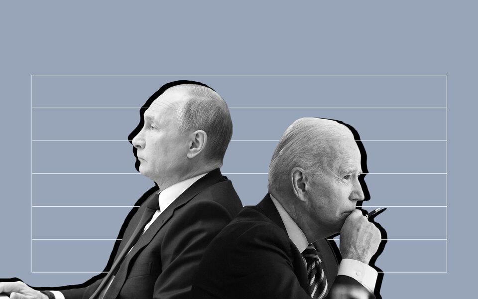 Путин vs Байден: чего ждать отпервой задолгое время встречи президентов США иРоссии