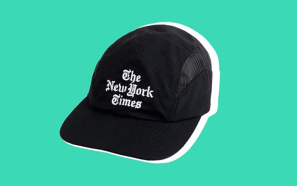 Etudes выпустили мерч газеты The New York Times