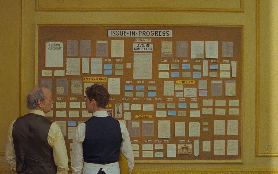 Как всегда прекрасно: опубликован постер ипервые кадры изнового фильма Уэса Андерсона