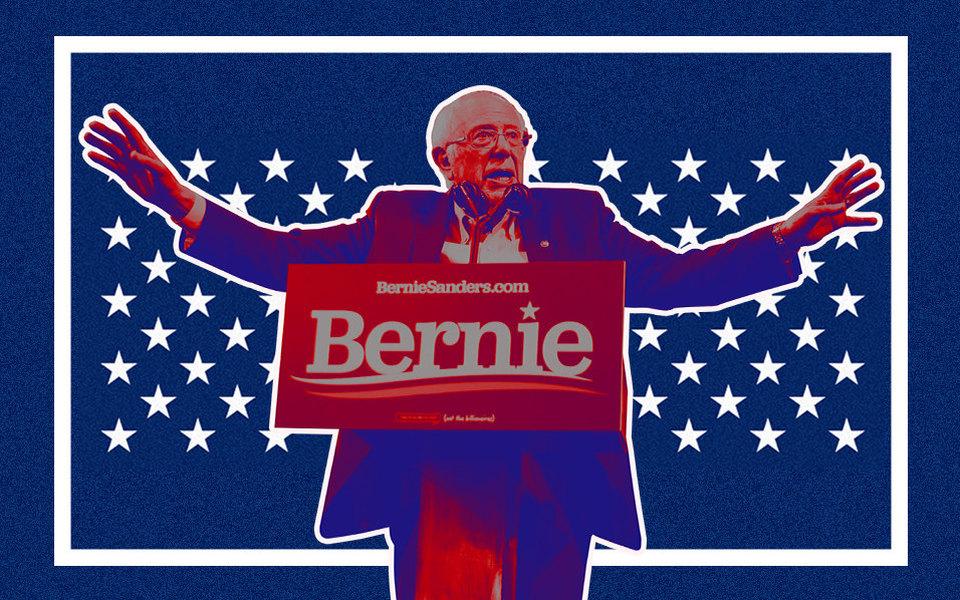 Почему «ворчливый, но любящий дед» Берни Сандерс мог бы побороть Трампа наполе новой искренности (но президентом ему нестать)