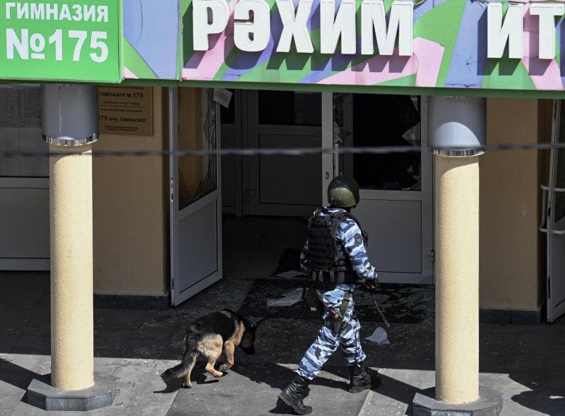 «Коммерсант» узнал детали подготовки нападения на школу в Казани и ход событий