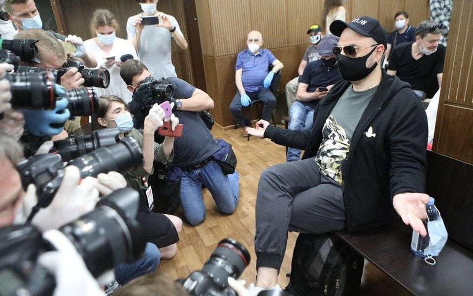 Защита Кирилла Серебренникова обжалует приговор