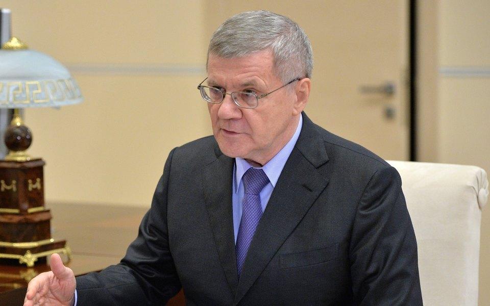 Генеральный прокурор России Юрий Чайка покинет свой пост