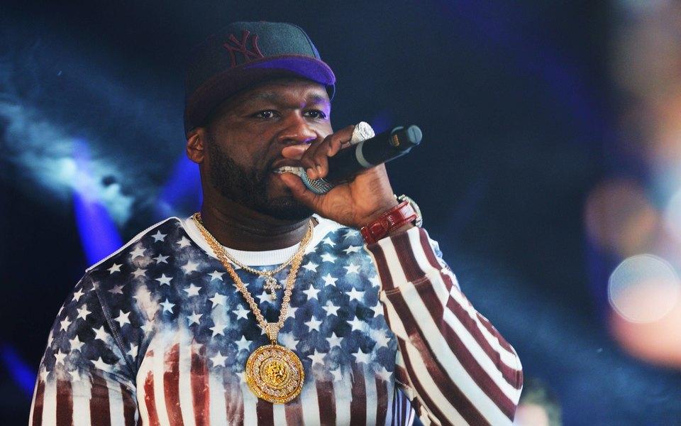 50 Cent сжег свою футболку Gucci из-за расистского скандала