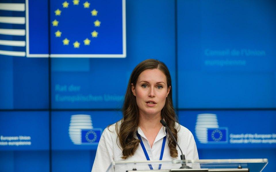 34-летняя министр транспорта Финляндии Санна Марин станет премьер-министром — исамым молодым председателем правительства вмире