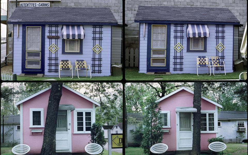 Дом, милый дом: крошечные американские мотели вобъективе знаменитого фотографа Сэнди Скогланд