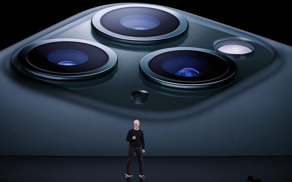 Трехкамерные iPhone, Apple Watch снегаснущим дисплеем идоступные сервисы: главное спрезентации Apple