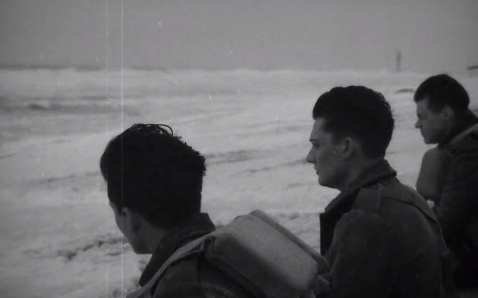 Посмотрите черно-белую версию «Дюнкерка» вдухе эпохи немого кино