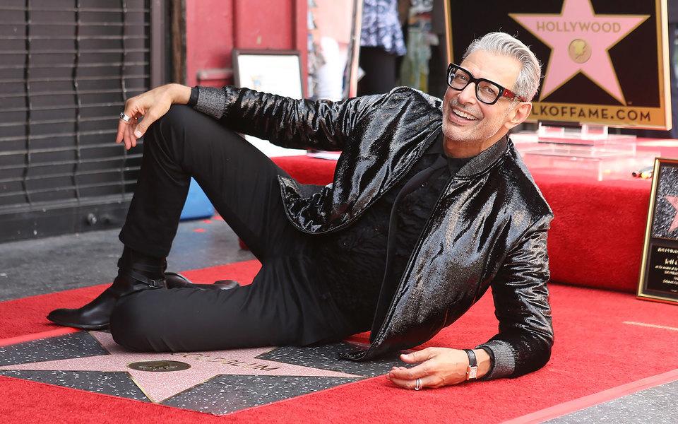 Джефф Голдблюм — один изсамых модных мужчин Голливуда