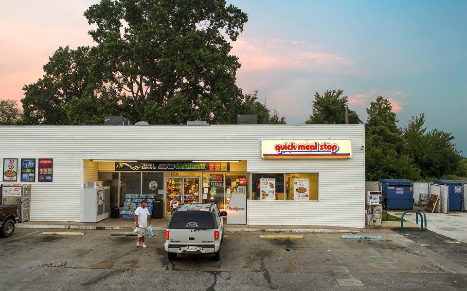 Фотоистория: вэтих американских магазинах были куплены лотерейные билеты, сорвавшие джекпот