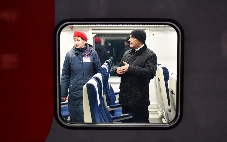 Запуск нового железнодорожного маршрута между Павелецким и Киевским вокзалами через Тулу и Калугу