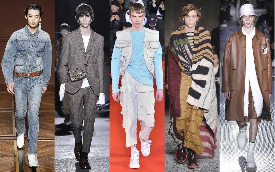 a1b7aae1dc1 15 главных тенденций мужской моды осени и зимы 2018