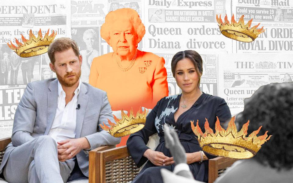 Бунты, восстания, войны исекс-скандалы. Что пережила корона ипочему британцы неперестанут петь «Боже, храни королеву»