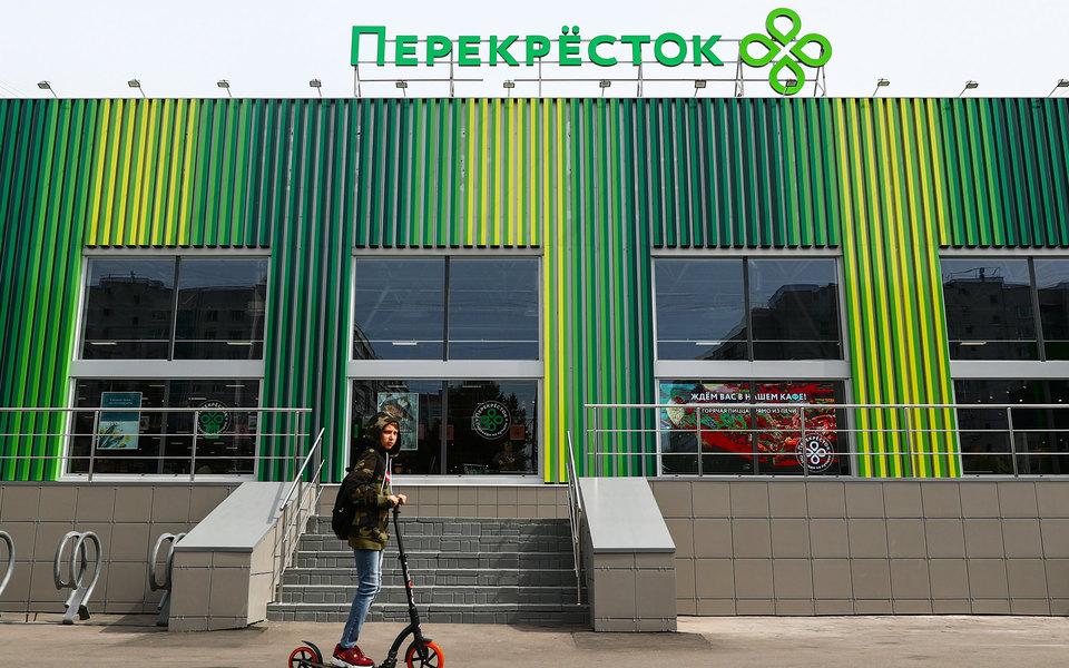 Онлайн-магазин «Перекресток» будет забирать уклиентов пластиковые пакеты
