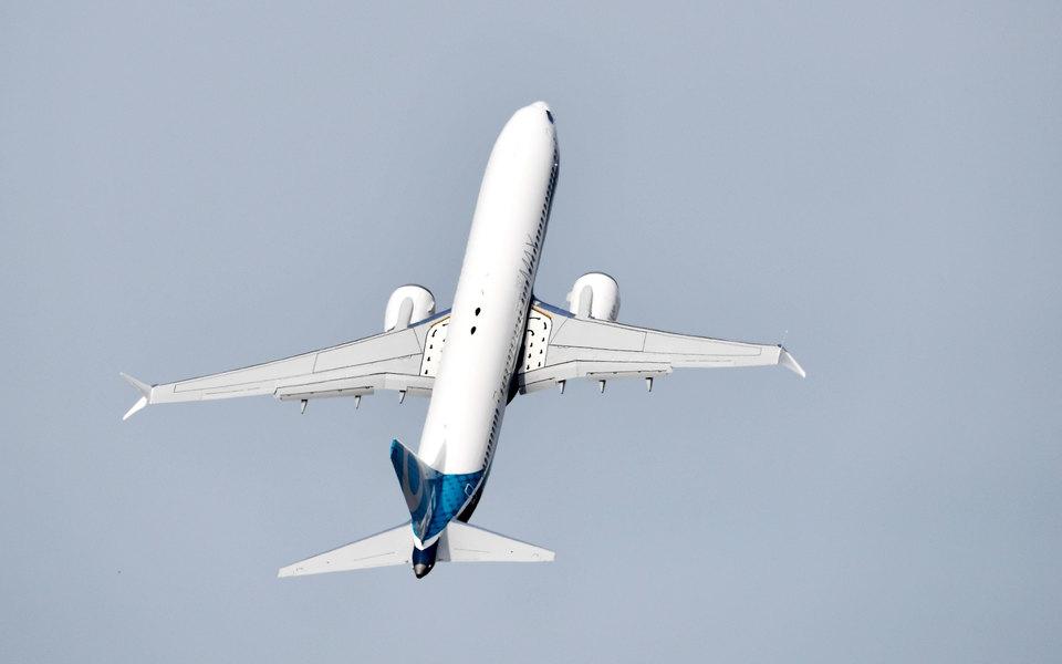 В России запретили полеты Boeing 737 MAX