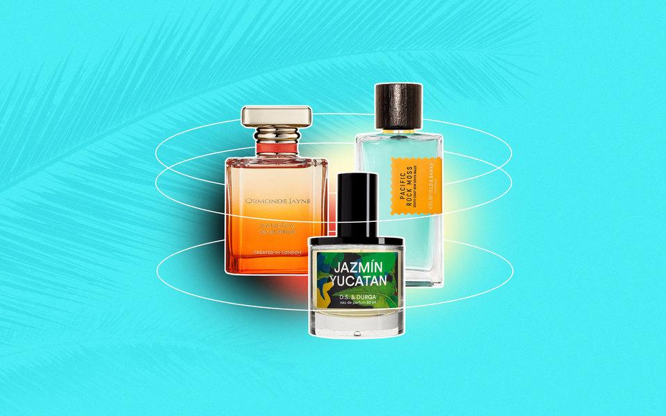 Составляем парфюмерный гардероб налето: 12 ароматов, накоторые стоит обратить внимание