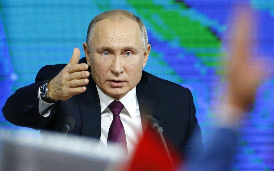 Владимир Путин предложил провести опрос онеобходимости строительства храма вЕкатеринбурге