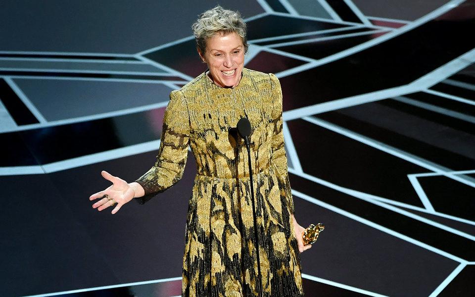 Кто блеснул нацеремонии «Оскар»