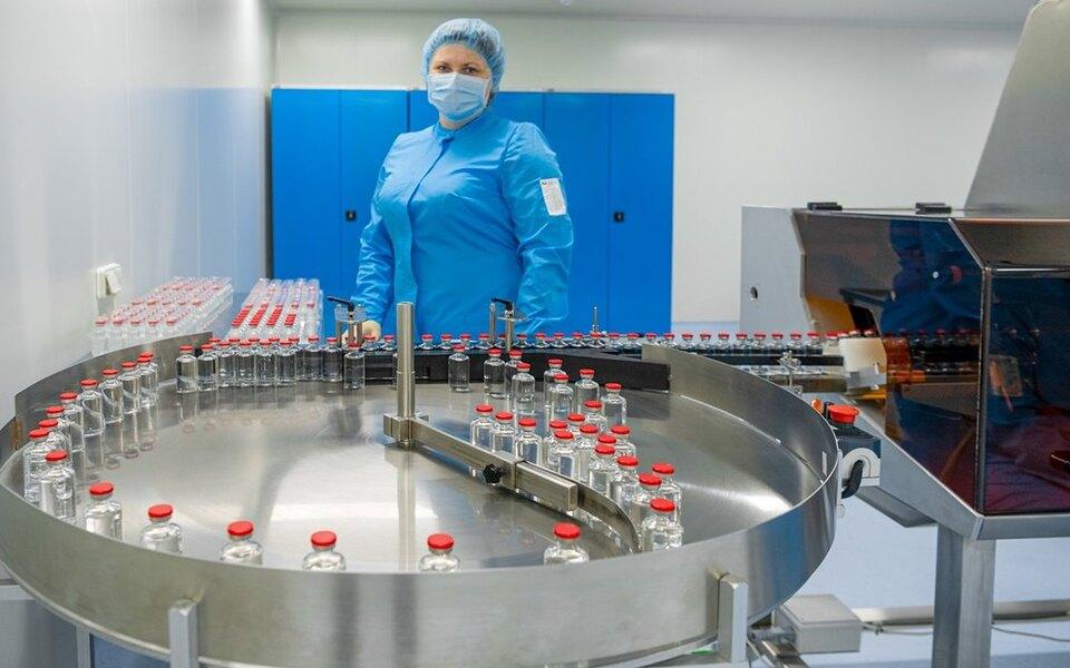 В России за сутки выявили 5509 новых случаев заражения коронавирусом