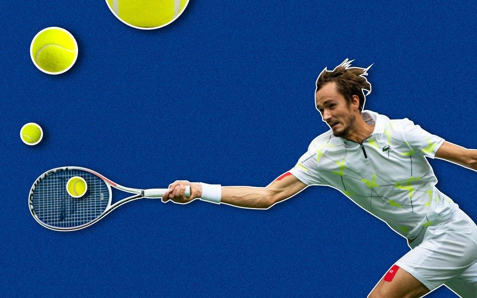 Управление гневом: как Даниил Медведев борется со своими демонами итоп-теннисистами мира — ипобеждает