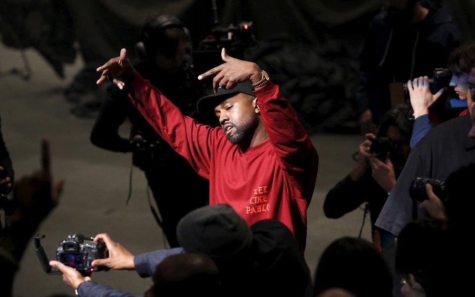 Канье Уэст впервые возглавил рейтинг самых высокооплачиваемых рэперов Forbes
