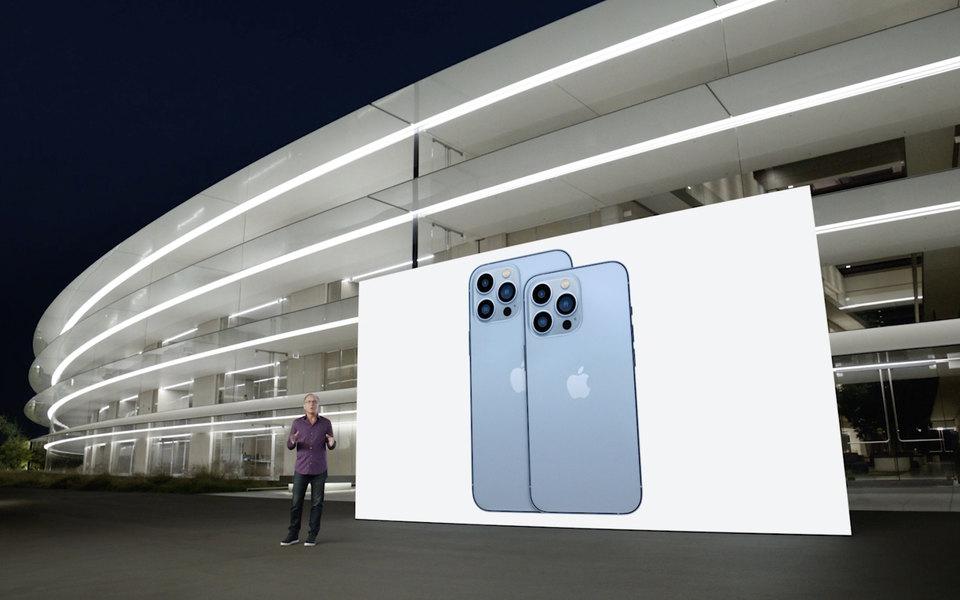 Как прошла презентация Apple ичего ждать отiPhone 13?
