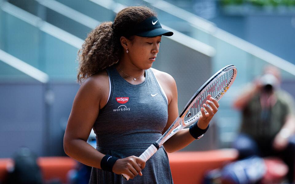 Вторая ракетка мира Наоми Осака снялась с Roland Garros из-за психологических проблем