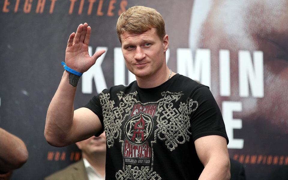 Боксер Александр Поветкин объявил обокончании карьеры