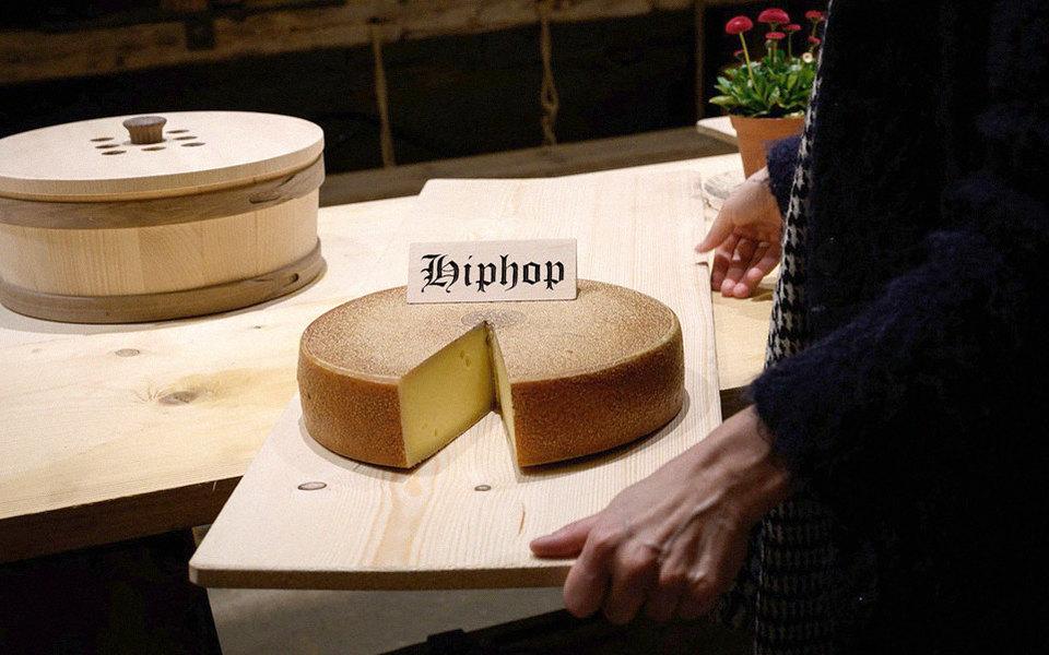Швейцарские исследователи выяснили, что хип-хоп отлично влияет насозревание сыра