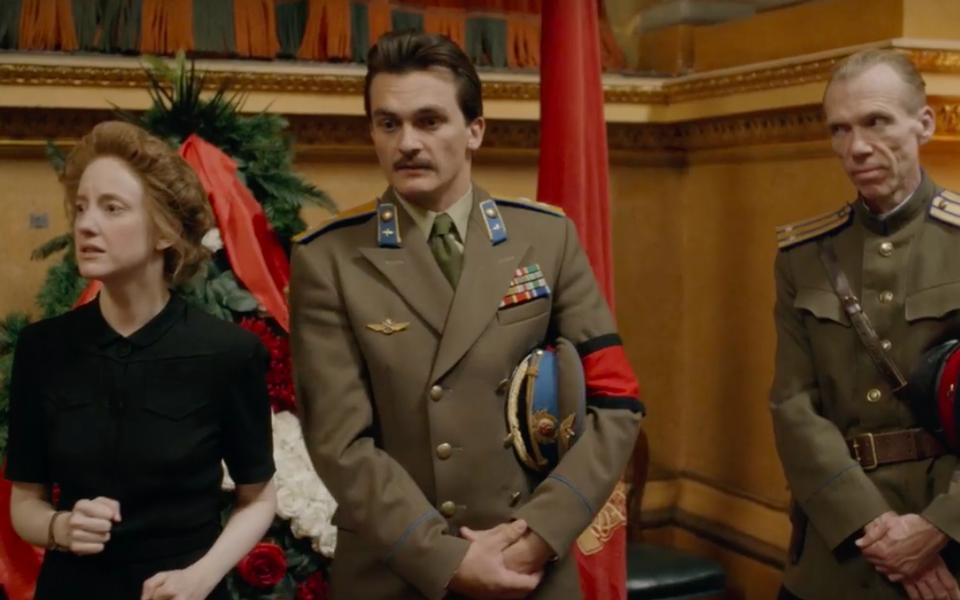 Вышел второй трейлер «Смерти Сталина»
