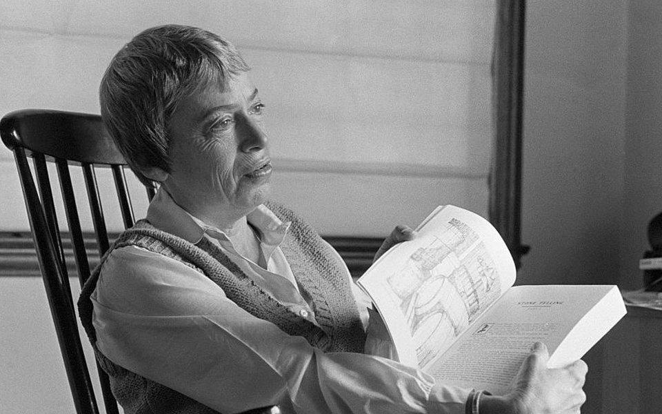 Скончалась американская писательница Урсула Ле Гуин