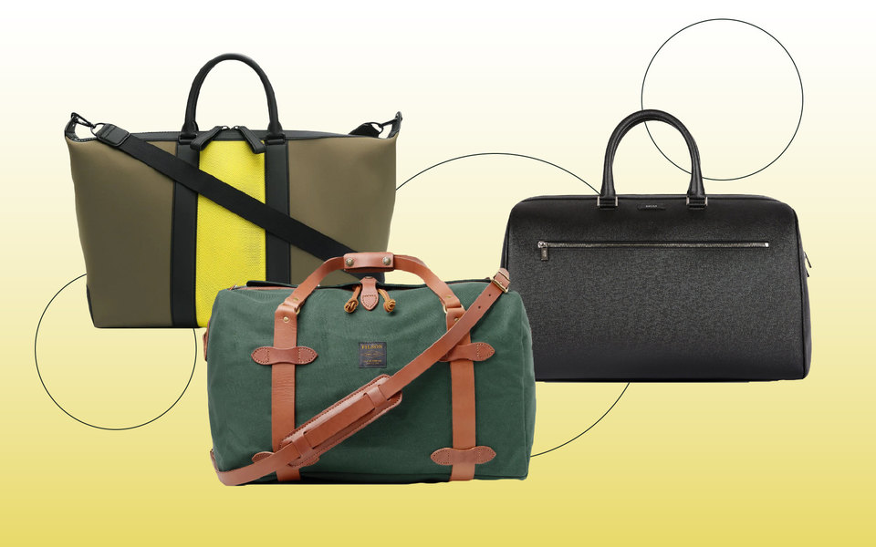 Где искать мужскую сумку дляпоездок выходного дня — небольшую, но вместительную