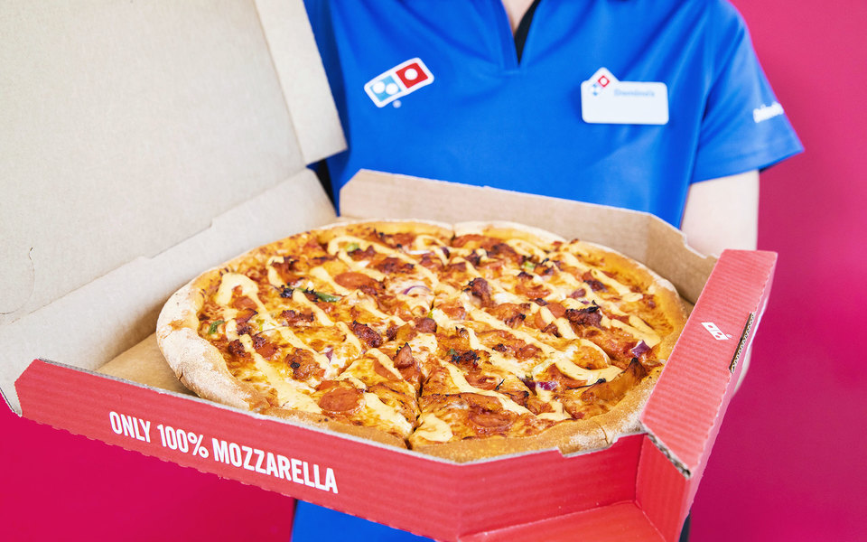 Победители акции Domino's Pizza набесплатную пиццу зататуировку обязаны платить налоги втечение 100 лет