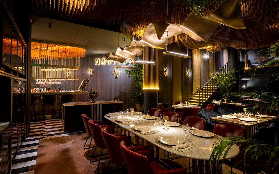 Инструкция поприменению: ресторан иклуб Madison наДинамо