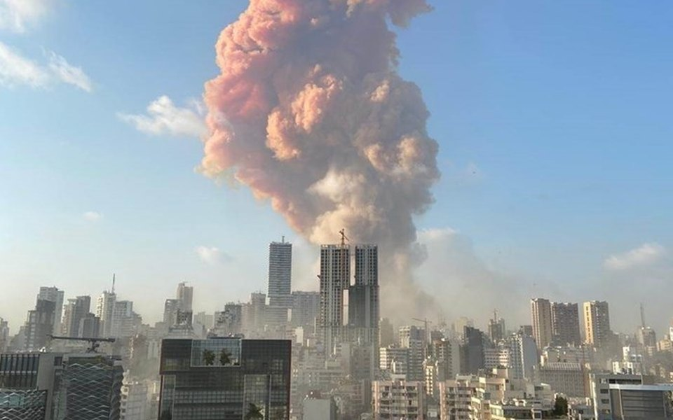 В Бейруте поделу овзрыве впорту арестовали 16 его сотрудников
