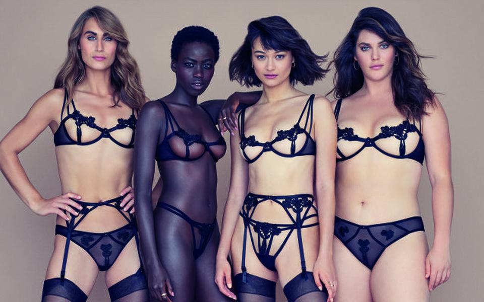 В кампании бренда Victoria's Secret впервые снялись плюс-сайз-модель итрансгендер