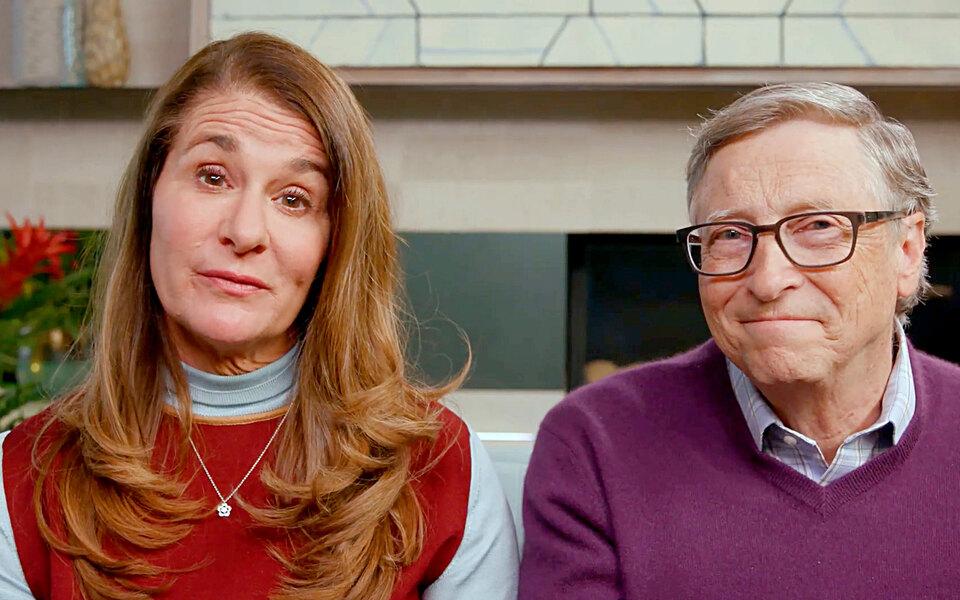 Развод Билла иМелинды Гейтс вмемах