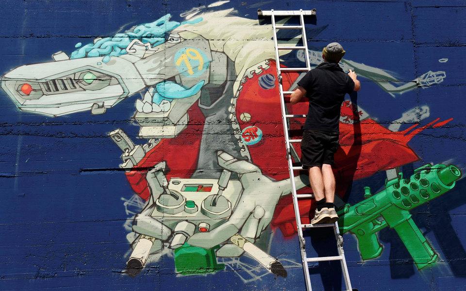 Власти Москвы утвердили правила создания граффити. Теперь разрешение нужно получать всеми ведомствах