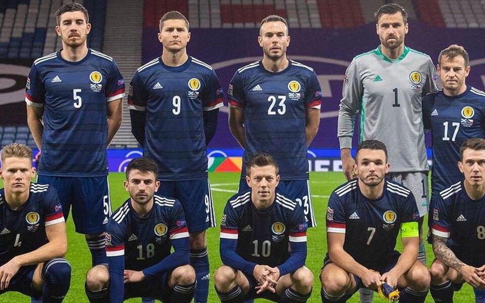 Футболисты сборной Шотландии не будут преклонять колено в поддержку Black Lives Matter перед матчами Евро-2020