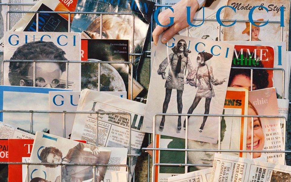 Gucci заявили освоей полной «углеродной нейтральности» ибудут заботиться олесах