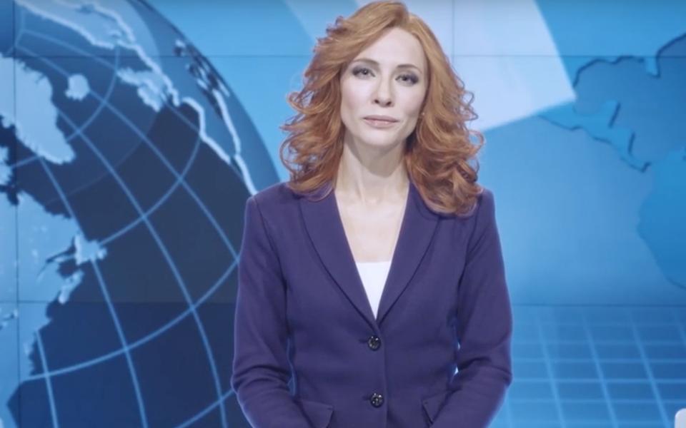 13 ролей Кейт Бланшетт вдвухминутном видео